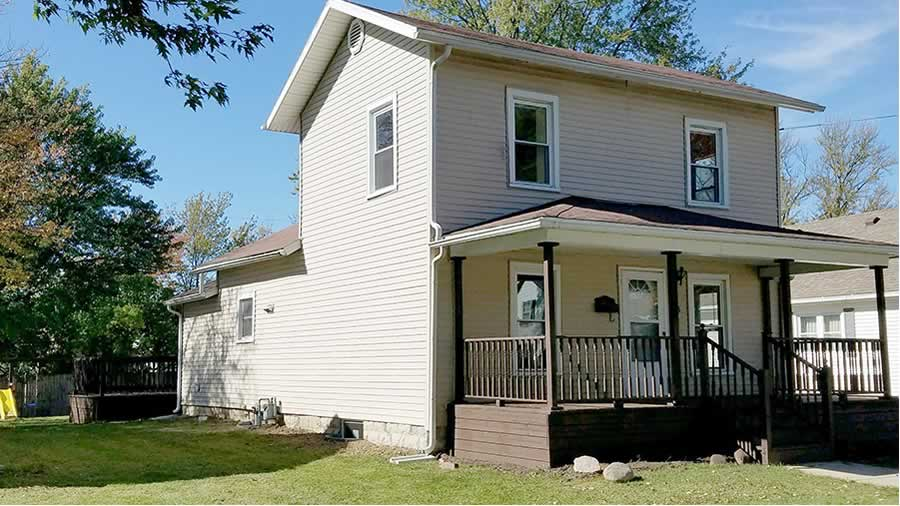 House for Rent at 833 N Fulton St Wauseon OH